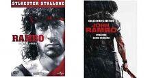 Dvd RAMBO LA TRILOGIA + JOHN RAMBO *** Cof 3 Dvd + Dvd  ***   ......NUOVO