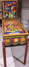 Chinatown Pinball Machine By Gottlieb Coin Op Rare 1952