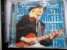 JOHNNY WINTER - TEXAS BLUES THE EARLY YEARS - 1998 RECALL/SNAPPER 2xCD