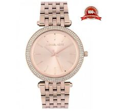 *NEW* MICHAEL KORS MK3192 DARCI 39MM LADIES' WATCH - 2 YEAR WARRANTY GIFT UK