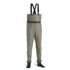 Vision Keeper Breathable Stocking Foot Chest Waders All Sizes
