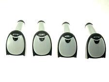 Lot Of 4 Honeywell 4820 Handheld Pos Barcode Scanner 4820sr0c1cb Refurbished