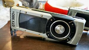NVIDIA GeForce GTX 980Ti Founders Edition Graphics/Video Cards PNY GPU