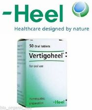 Vertigoheel 50 tabs Homeopathic Product for Pathological Dizziness - USA seller