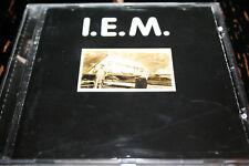 I.E.M. I.e.m. !!! STEVEN WILSON PORCUPINE TREE MUSSS VERY RARE DELIRIUM