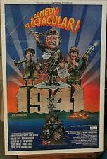 ORIGINAL MOVIE POSTER 1941 style F 1sh 1979 Spielberg, art of John Belushi, 1979