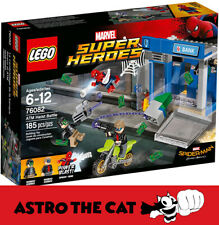 LEGO Marvel Super Heroes 76082 ATM Heist Battle - Brand new