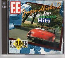 (GK405) Jugendliebe 2, Das waren unsere Hits - 2CDs - 1993