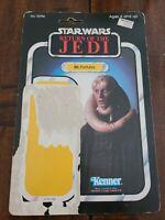 Star Wars Return Of The Jedi Bib Fortuna Cardback 80s ROTJ
