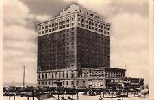 Postcard New Jersey Atlantic City The President Hotel Boardwalk  Unposted F1