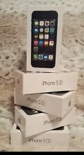 BRAND NEW/SEALED Apple iPhone 5s 16GB Space Gray (AT&T) A1533 + $45 Credit & War