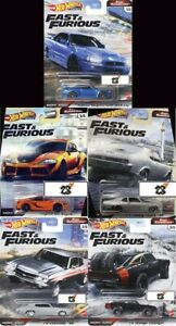HOT WHEELS 2021 FAST AND FURIOUS - FAST SUPERSTARS - SKYLINE chevelle SUPRA