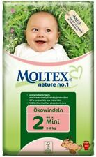 Moltex Couches Taille 2 Mini - 3-9kg (44 couches)