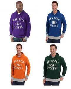 New G-III Sports NFL Men's Prestige Hooded Sweatshirts