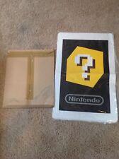 "Club Nintendo Giant Nintendo 3DS AR Card 28.5"" X 18.25"""