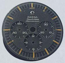 Omega Speedmaster Professional Moonwatch Black Metal Logo Dial ORIGINAL