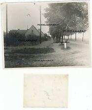 Gosen Neu Zittau Brandenburg alte Häuser Stadt Straße Dorf Oder Spree