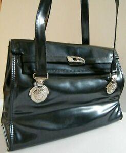 Versace Couture Kelly Handbag Vintage