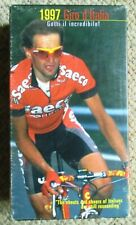 1997 Giro d'Italia World Cycling Productions 2 VHS Video Ivan Gotti Clean