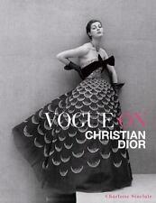 Vogue on Christian Dior (Hardback or Cased Book)