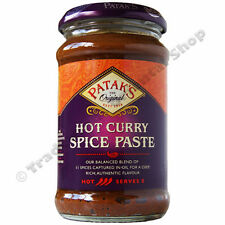 2 X PATAK'S HOT CURRY PASTE