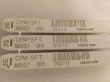 OSG THREADING TOOLS CPM-SFT M 4*0.7 OH3 22270 1PC