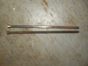 RENAULT ALPINE, EARLY 1.1L MANIC,N.O.S.TUBULAR PUSH RODS CHOOSE ONE (READ)