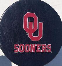 "University of Oklahoma Sooners Spare Tire Cover up to 32"" Diameter, Vinyl"