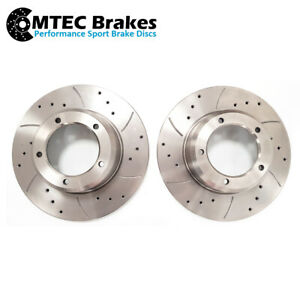 Land Rover Defender 110/130 89-98 Rear Brake Discs.