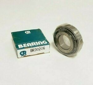 Chicago Rawhide Wheel Bearing BR30206 CR NOS SHIPS FREE