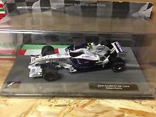 "STERBEN CAST "" BMW SAUBER F1.08 - 2008 ROBERT KUBICA "" FORMEL 1 COLLECTION 1/43"