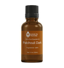 Patchouli Dark Essential Oil AGED 30mL 100% Pure Undiluted Natural Aromatherapy