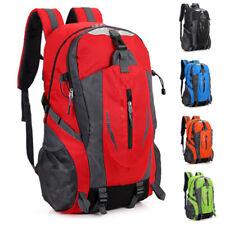 40L Unisex Riding Camping Rucksacks Bag Hiking Cycling School Backpack Bag