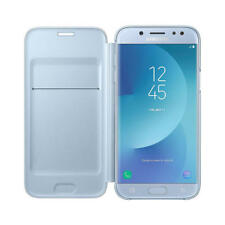 Funda con tapa para Samsung Galaxy J5 azul