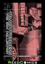 TRANSFORMERS IDW COLLECTION VOLUME 5 HARDCOVER (352 Pages) New Hardback