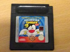 Sylvester & And Tweety Breakfast On The Run (Nintendo GameBoy) Cartridge Only