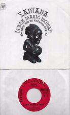 SANTANA Black Magic Woman /Hope You're Feeling Better original 45 with PicSleeve