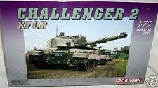 CHALLENGER 2 KFOR MAIN BATTLE TANK 1/72 scale  #07222