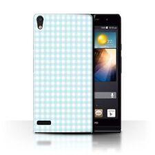 Étuis, housses et coques bleu mat pour téléphone mobile et assistant personnel (PDA) Huawei