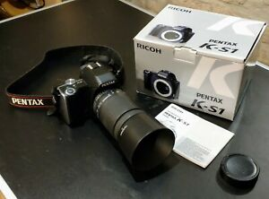 Pentax K-S1