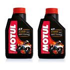 MOTUL OLIO MOTORE 7100 10W40 100% SINTETICO 2 LITRI MOTO SCOOTER MOTOR OIL 4T