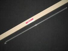 Ace Glass 58cm x 10mm Polished Glass Button Type Stirrer Shaft, 8075-14