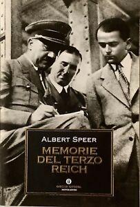 Albert Speer - Memorie del Terzo Reich / Oscar Storia 101   [Mondadori, 2005]