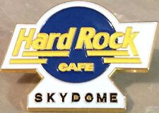 Hard Rock Cafe SKYDOME 1992 Pre-Unification Blue HRC Logo PIN Shilo '92 RARE!