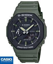 CASIO GA-2110SU-3AER⎪GA-2110SU-3A⎪ORIGINAL⎪VERDE⎪G-SHOCK Classic⎪CARBON CORE