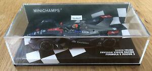 Minichamps 1:43 Robin Frijns Envision Virgin Racing Formula E Season 5 Car