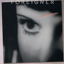 Foreigner - Inside Information - CD Album - I Don't Want To Live Without You