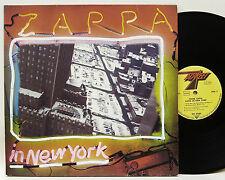 Frank Zappa a New York discreet DIS 69 204 dolP NM # A