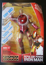 REPULSOR POWER IRON MAN action figure 2008 (VHTF!)