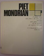 (ARTE-PITTURA ASTRATTA) TOMASSONI ITALO: PIET MONDRIAN